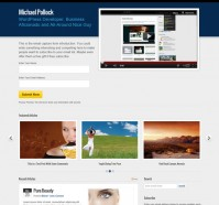 WP Attract – Premium Responsive WordPress Theme