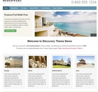 Discovery – Business WordPress Theme