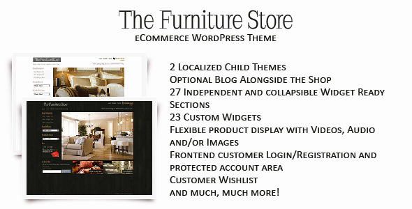 the furniture store preview