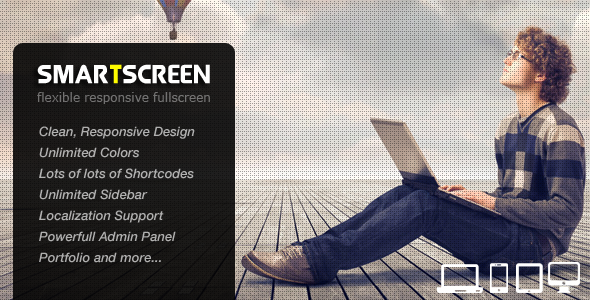 SmartScreen WordPress Theme