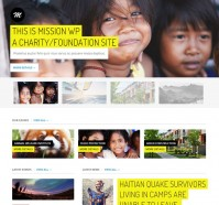 Mission WordPress Theme For Charity Websites