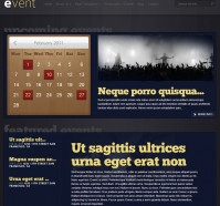Event WordPress Theme by Elegant Themes