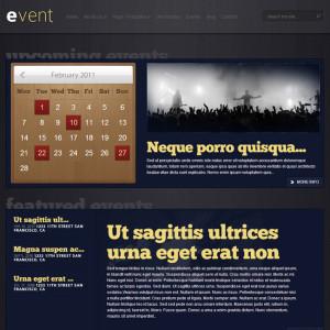 Event WordPress Theme by Elegant Themes