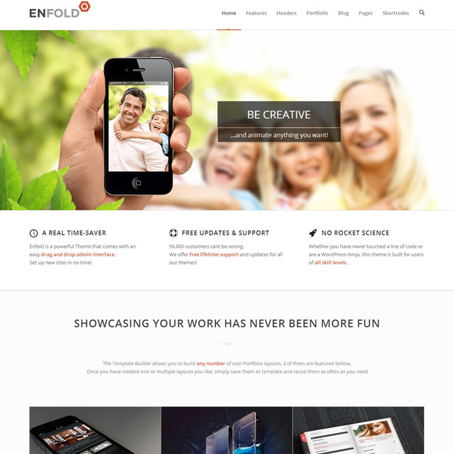 Enfold – MultiPurpose WordPress Theme