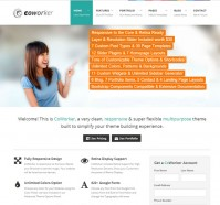 CoWorker WordPress Theme