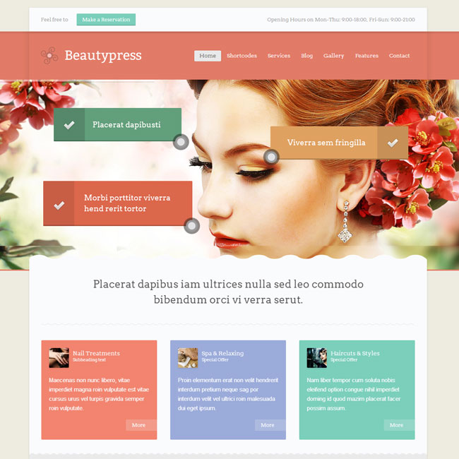 Beautypress WordPress Theme by Themes Kingdom