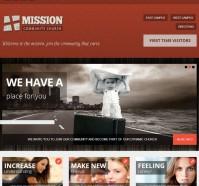 Mission WordPress Theme for Churches