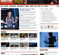 Newstube WordPress Theme By Theme-Junkie
