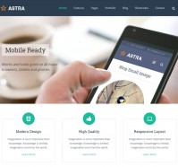 Astra Multipurpose WordPress Theme