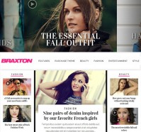 Braxton Magazine WordPress Theme