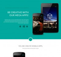 Pandora Box Onepage WordPress Theme