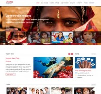 Charitas WordPress Theme for Foundation Websites