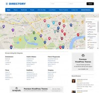 Directory WordPress Theme by Templatic
