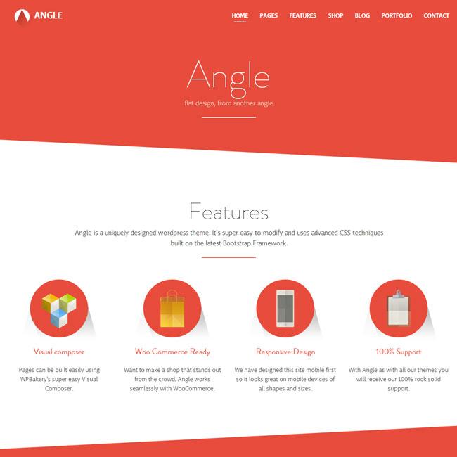 angle theme