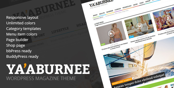 yaaburnee-wordpress-theme-review
