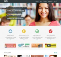 WPLMS – Education WordPress Theme
