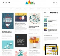 HEAP WordPress Theme for Personal Blogs