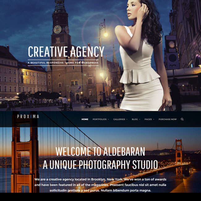 Proxima Business WordPress Theme