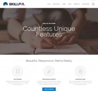 Skillful Multi-Purpose WordPress Theme