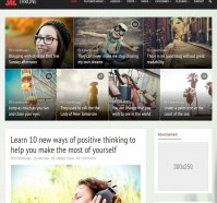 Throne – Blog WordPress Theme