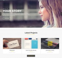 Story – Creative WordPress Theme