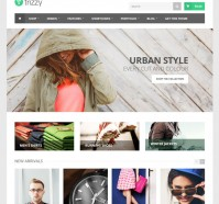 Trizzy – WooCommerce WordPress Theme