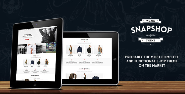 snapshop-wordpress-theme-review