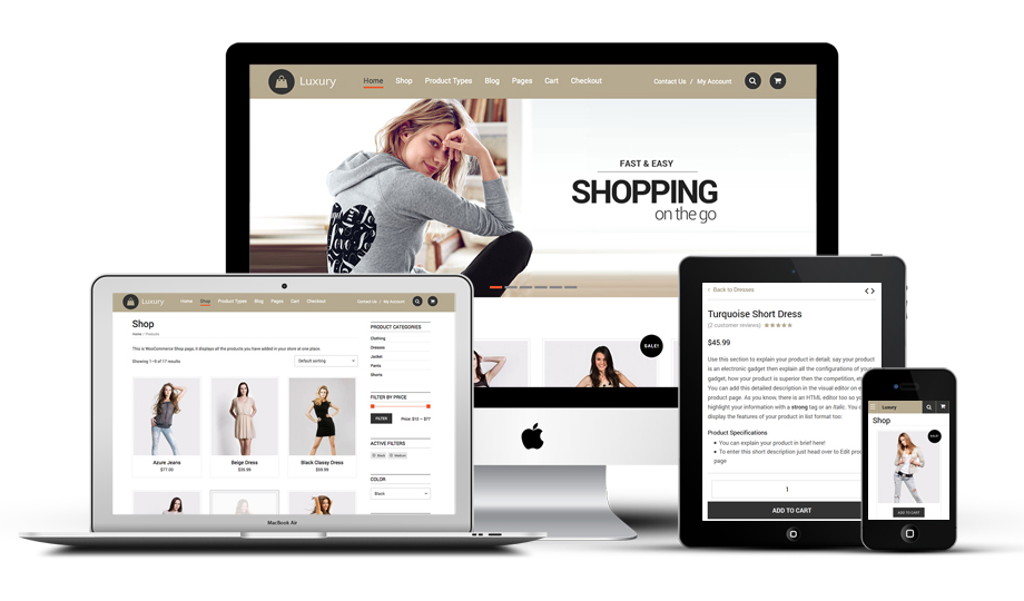 luxury-wp-theme