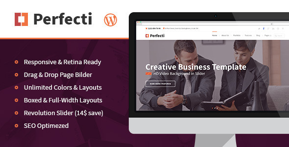 perfecti-business-wordpress-theme-review