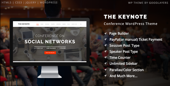 the-keynote-theme