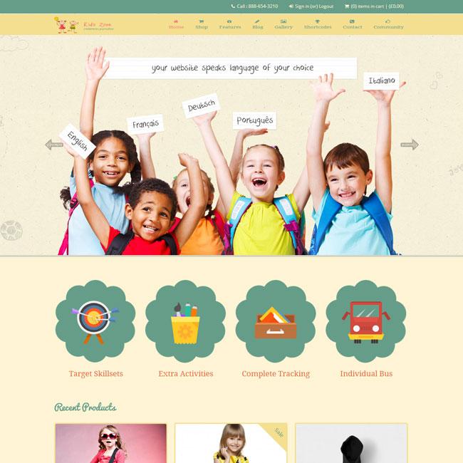 kidszone-wordpress-theme