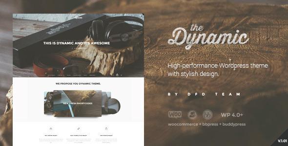 the-dynamic-wordpress-theme