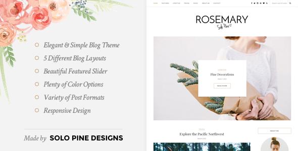 rosemary-wordpress-theme-review